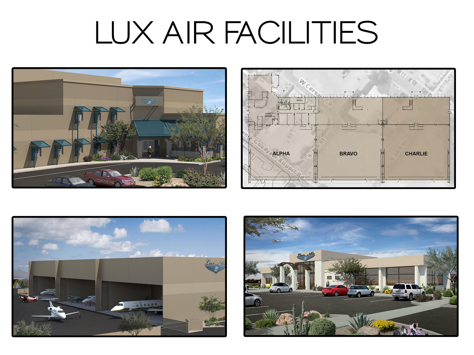 Image of Lux Air Facilities